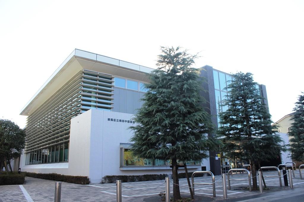 南田中図書館